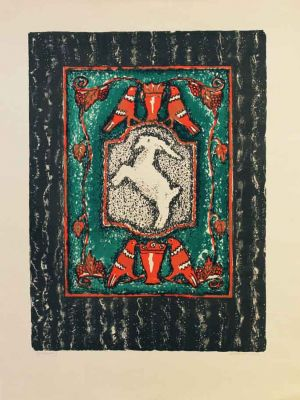 Works on Paper - Fly-leaf to Little Nanny-Goat Series