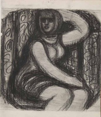Works on Paper - Pose