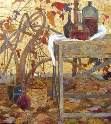 Select Sold Works: Denis Sarazhin - Izabella Vine