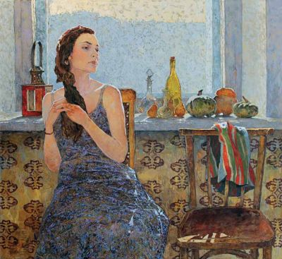 Select Sold Works: Denis Sarazhin - Restful Thoughts