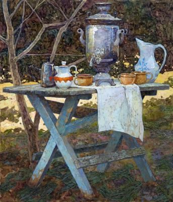 Denis Sarazhin - Disappearing Evening