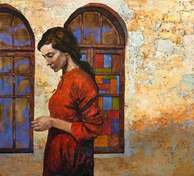 Select Sold Works: Denis Sarazhin - A Memory Worth Keeping