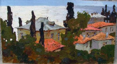 Select Sold Works: Denis Sarazhin - By the Sea