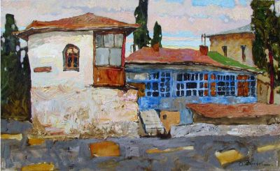 Select Sold Works: Denis Sarazhin - Approaching Evening