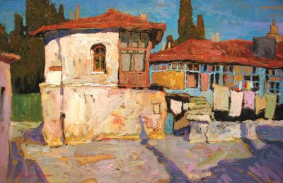 Select Sold Works: Denis Sarazhin - In the Evening