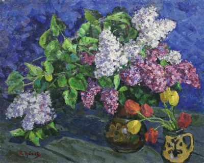 New Works - Lilacs