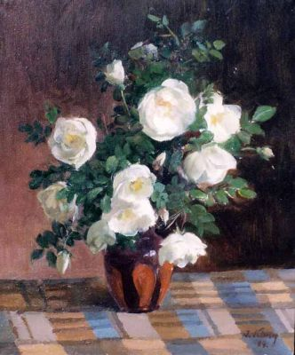 Sold Works: Ilmar Kimm - May Roses