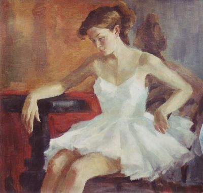 Konstantin Lomykin - After the Performance