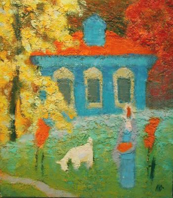 Yuri Lobachev - Blue House