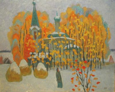 Yuri Lobachev - Early Winter