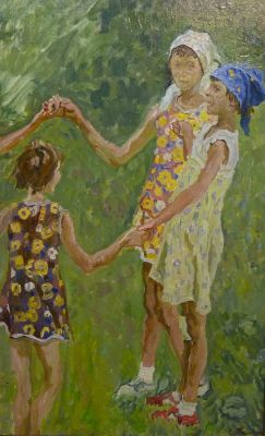 A & S Tkachev - Study to Children