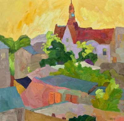 Larisa Aukon - A View from the Past