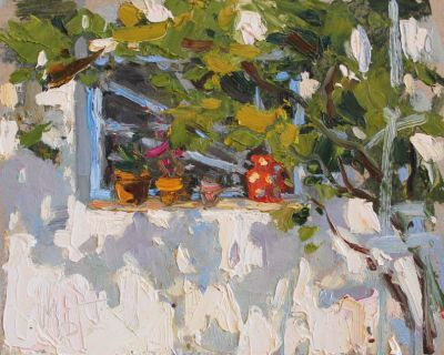 Marina Bodrina - Summer Window