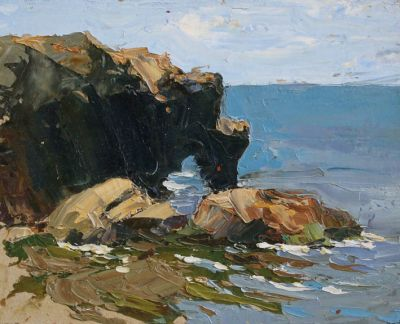 New Works - Summer on the Sea