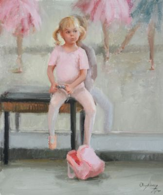 Select Sold Works: Marci Oleszkiewicz - Where Dreams are Made