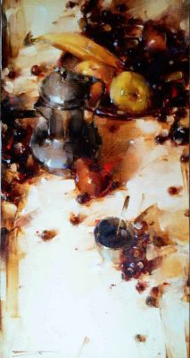 Dmitri Podobedov - Fruit and Creamer
