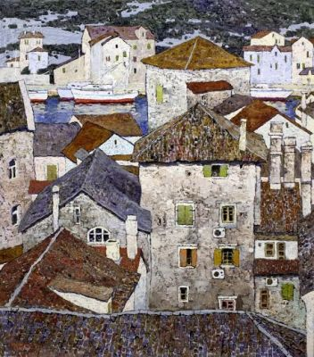 Denis Sarazhin - Town on the Bay