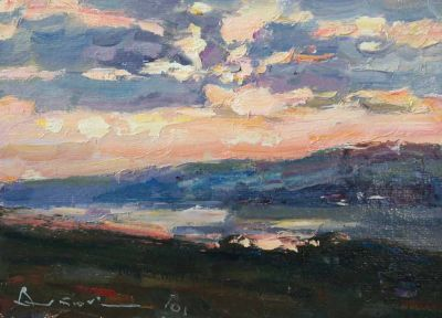 Select Sold Works: Ivan Vityuk - Above the River