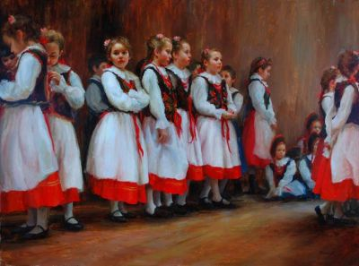 Select Sold Works: Marci Oleszkiewicz - After the Performance