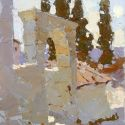 Select Sold Works: Daniil Volkov - Ancient Arch
